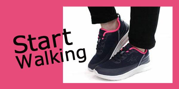 ウォーキング 靴 レディース おすすめ 靴下 靴擦れ 選び方 おしゃれ かわいい コスパ
